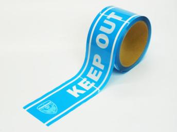 KEEP OUTコーステープ